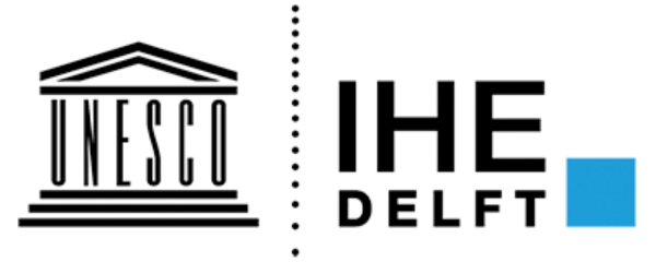 IHE Delft Institute fro Water Education Logo