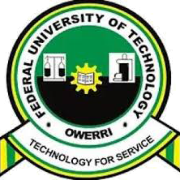 Federal University of Technology Owerri Logo